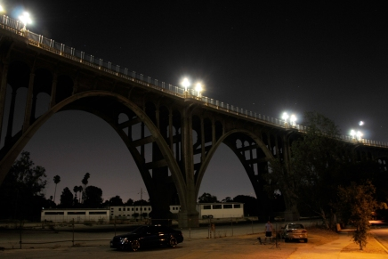 """""""TROLLING"""" THE SUICIDE BRIDGE: PERSONAL CHALLENGE, DAY THREE(9.19.12)"""