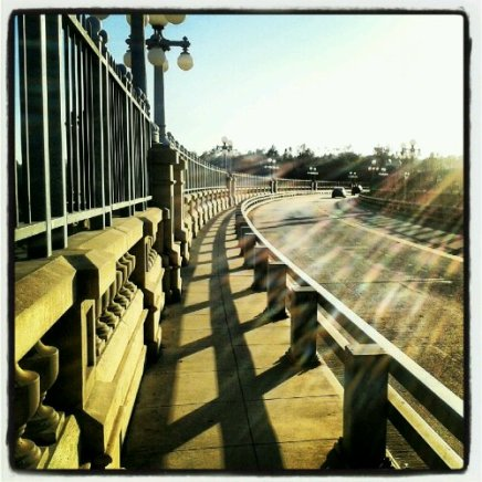 THE BRIDGE OF BROKEN DREAMS: PERSONAL CHALLENGE, DAY TWO (9.18.12)