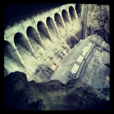 A Dam Gateway to Hell?: Personal Challenge, Day Five (9.21.12)