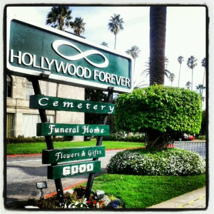 SPENDING AN ETERNITY IN HOLLYWOOD: PERSONAL CHALLENGE, DAY 6 (9.22.12)