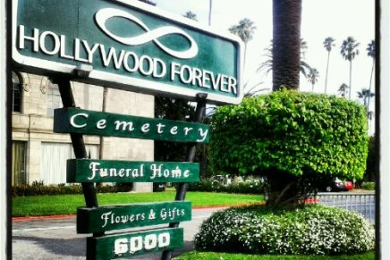 SPENDING AN ETERNITY IN HOLLYWOOD: PERSONAL CHALLENGE, DAY 6(9.22.12)