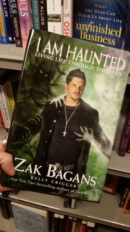 A GHOSTLY BOOK ADVENTURE
