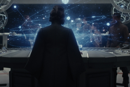 STAR WARS: THE LAST JEDI BEHIND THE SCENES VIDEO REVEALED AT D23EXPO